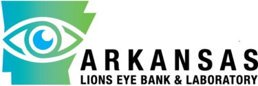 Arkansas Lions Eye Bank Logo